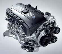 Основен ремонт на двигател