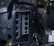 Смяна стъпкови моторчета - управление на клапите за парното