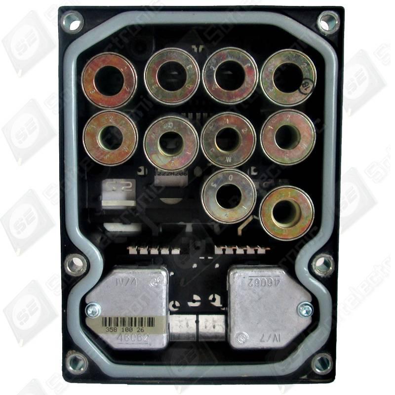 Ремонт електроника на ABS