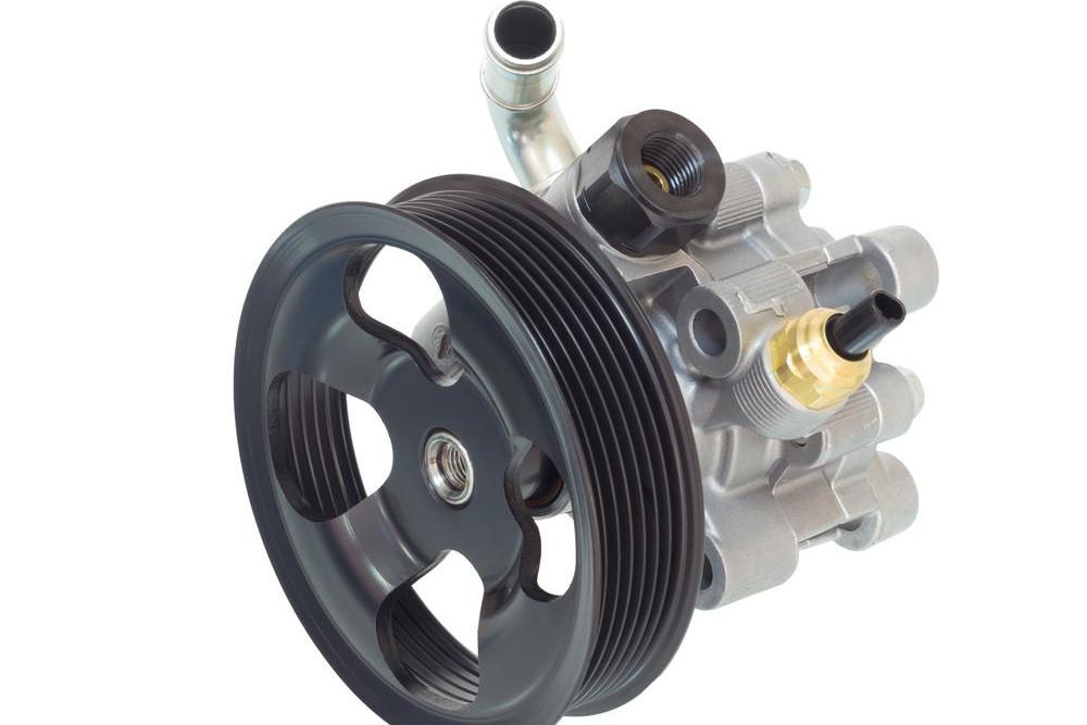 Ремонт на хидравлична помпа механична