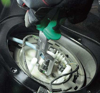 Смяна на горивопроводи