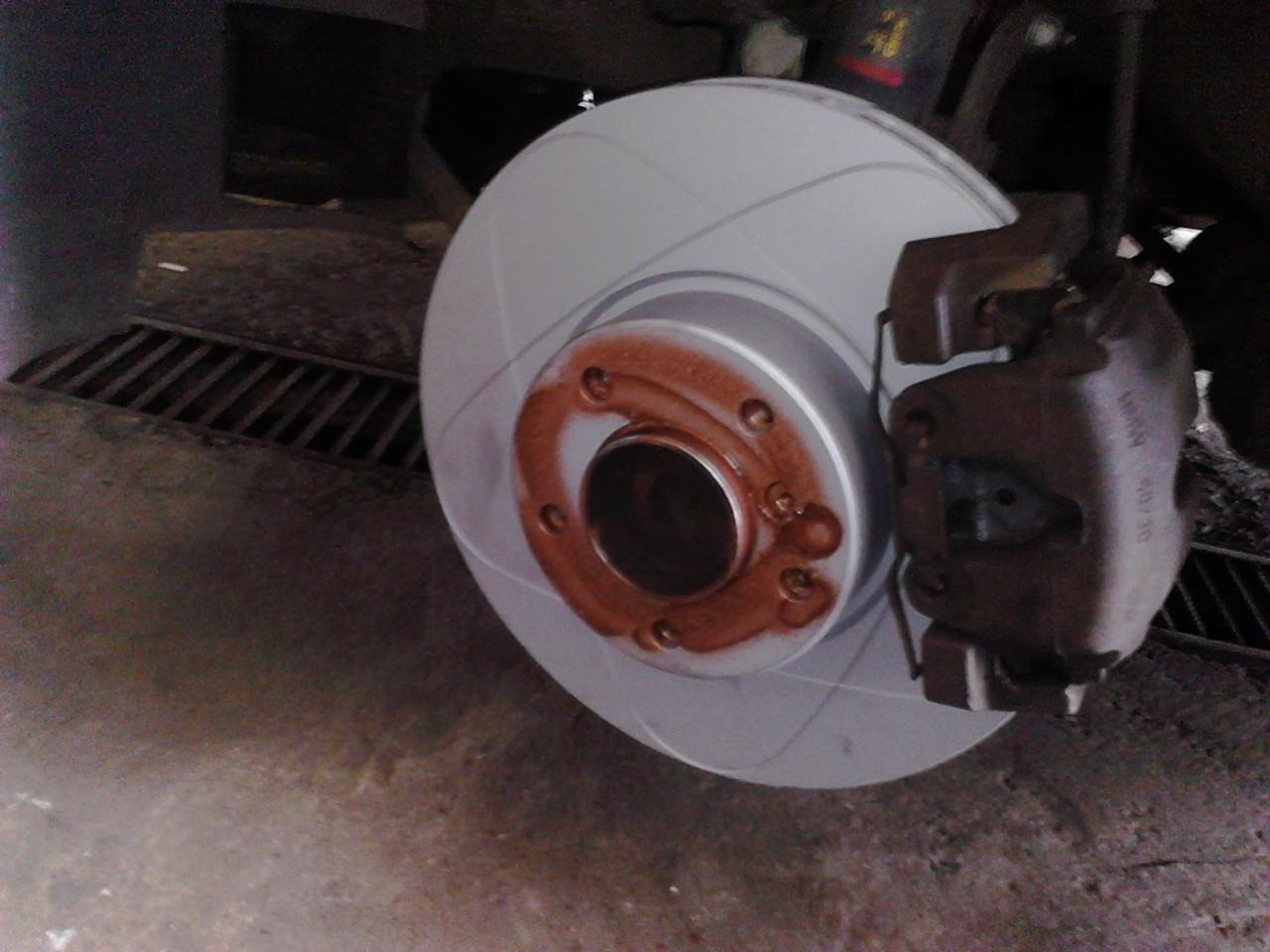 Ремонт спирачни апарати задни